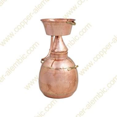 15 L Traditional Alquitar Distiller Still