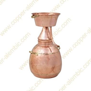 25 L Traditional Alquitar Distiller Still