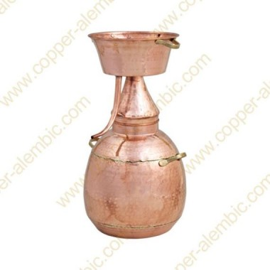 35 L Traditional Alquitar Distiller Still