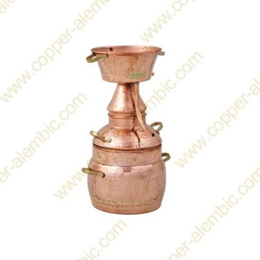 3 L Traditional Alquitar Distiller Still Premium