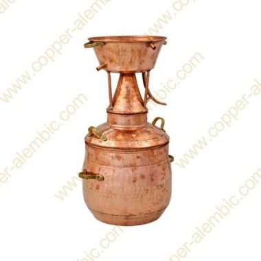 15 L Traditional Alquitar Distiller Still Premium