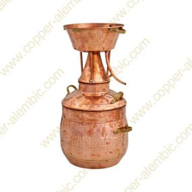 25 L Traditional Alquitar Distiller Still Premium