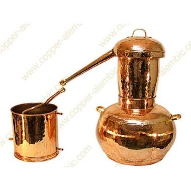 350 L Cask Hood Pot Still Premium