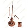 30 L Reflux Column & Soldered Moonshine Distiller Set Premium