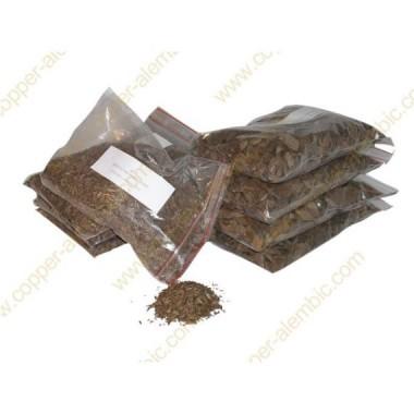 250 gr Grosse Holzspäne aus französischer Eiche
