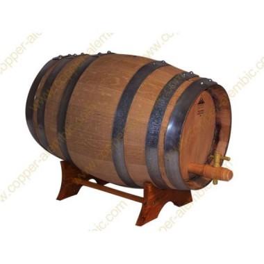 30 L Port Wine Seasoned French Oak Barrel