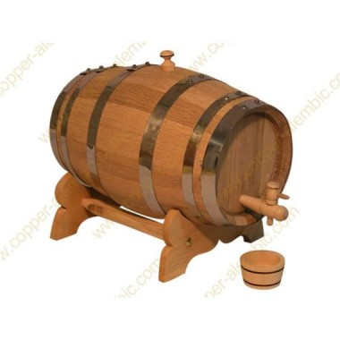 3 L American Oak Barrel