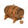 5 L American Oak Barrel