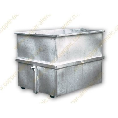 2000 L Reinforced Containers