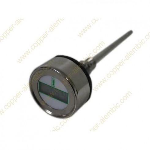Termómetro Digital de Aço Inox