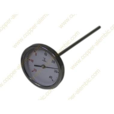 Thermomètre en Inox