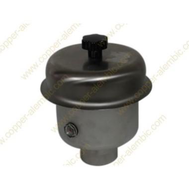 Sulfurador de Aço Inox