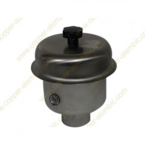 Stainless Steel Sulphuring Apparatus