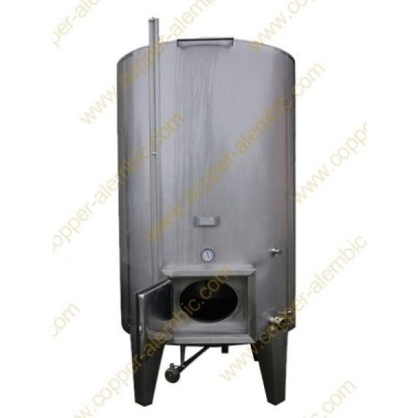 1500 L Cuve Isotherme