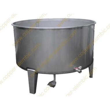 1000 L Round Fermentation Vats