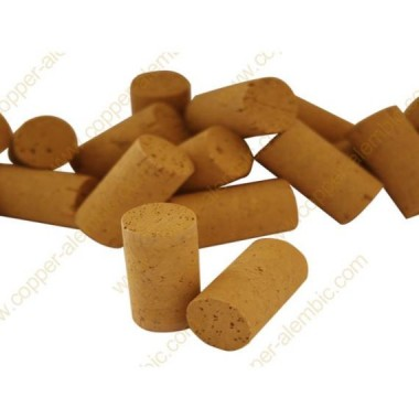 1000x Champagne Cork 48 x 30.55 mm