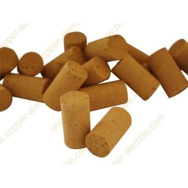 1000x Corchos Aglomerados 45 x 23.5 mm