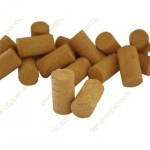 1000x Natural Colmated Cork 3rd 49 x 24 mm