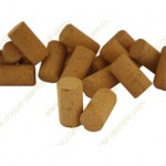 1000x Natural Colmated Cork 4th 45 x 24 mm