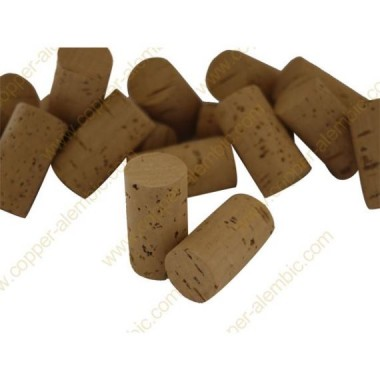 1000x Natural Cork Superior 38 x 24 mm