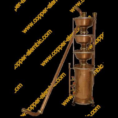120 L to 300 L Ensemble Lentille Rectification TK I