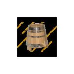 Französisches Wein-Eichenfass