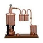 Petits Appareils de Distillation en Cuivre