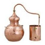 Soldered Copper Moonshine Alembic Stills