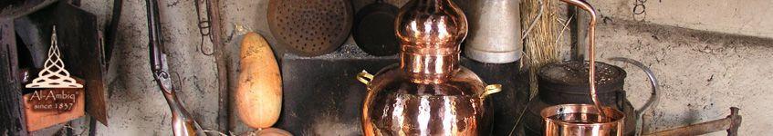 Destillieranlagen für Spirituosen zum Selbermachen