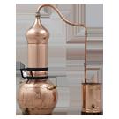Destilación a Vapor