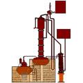 Destilación Continua